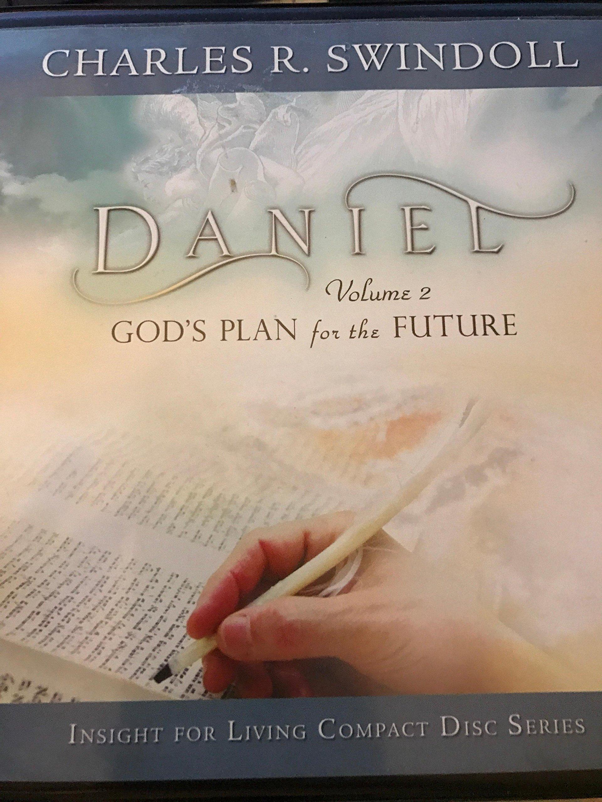 Read Online DANIEL GOD's PLAN FOR THE FUTURE VOLUME 2 AUDIO CD pdf epub
