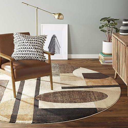 Home Dynamix Tribeca Jasmine Modern Area Rug