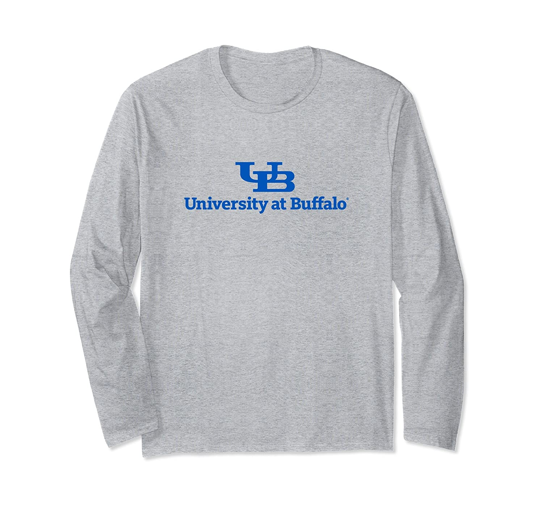 University at Buffalo NCAA Long Sleeve Tee – PPBUF001-fa