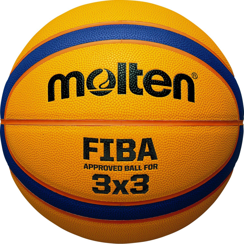 Molten Erwachsene B33T5000 Basketball, Gelb, 6 MLTN5|#molten