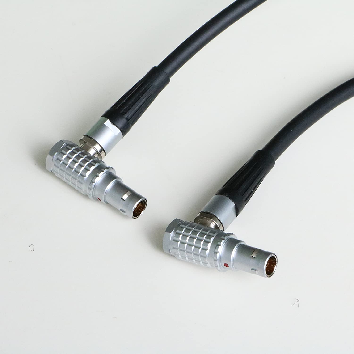 7pin Right Angle Male Data Cable for Trimble R7 Receiver to TRIMMARK III Radio
