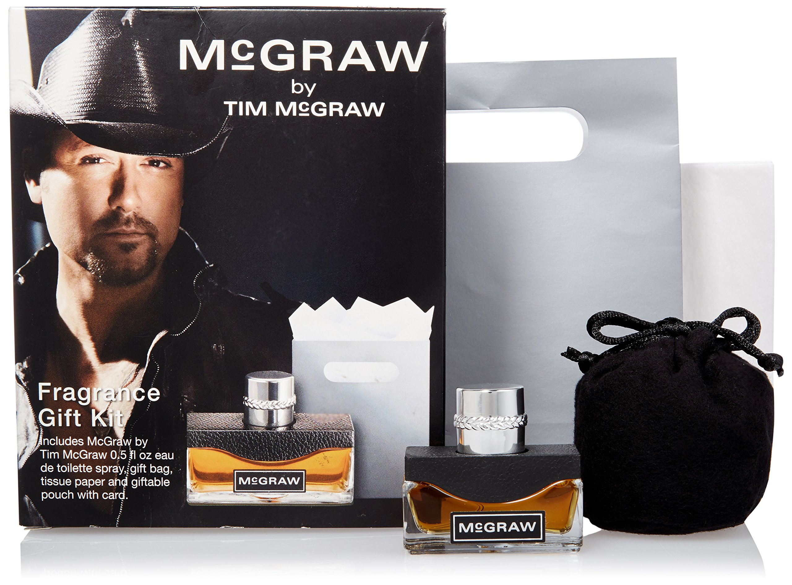 Tim Mcgraw Fragrance Gift Kit for Men