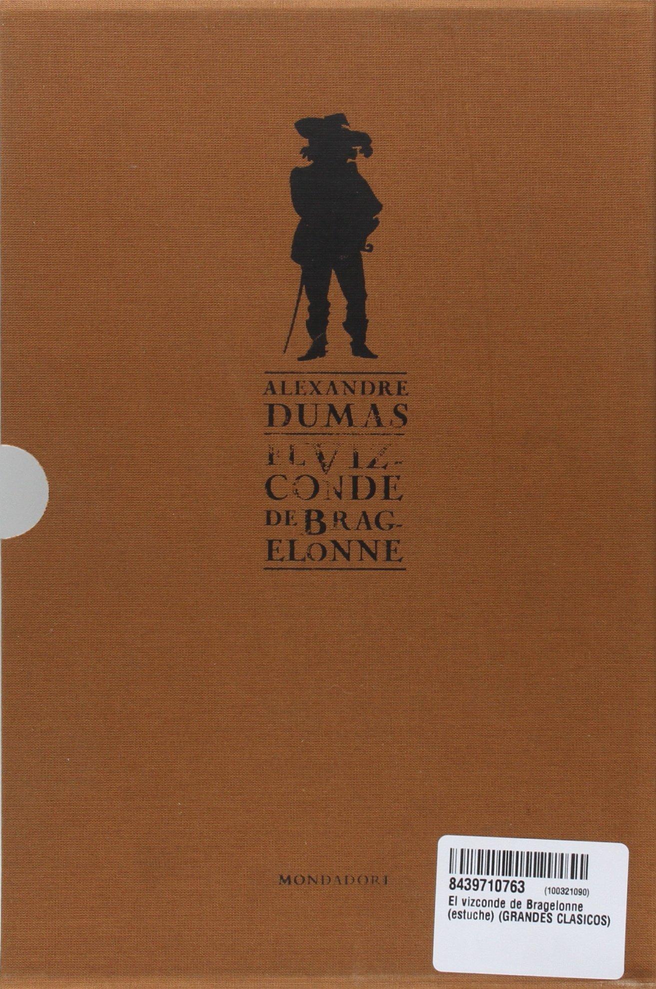 El vizconde de Bragelonne estuche GRANDES CLASICOS: Amazon.es: Dumas, Alejandro: Libros