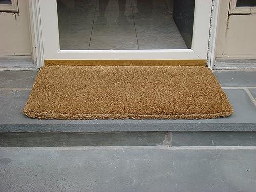 KEMPF Natural Coco Coir Doormat, 30 X 48