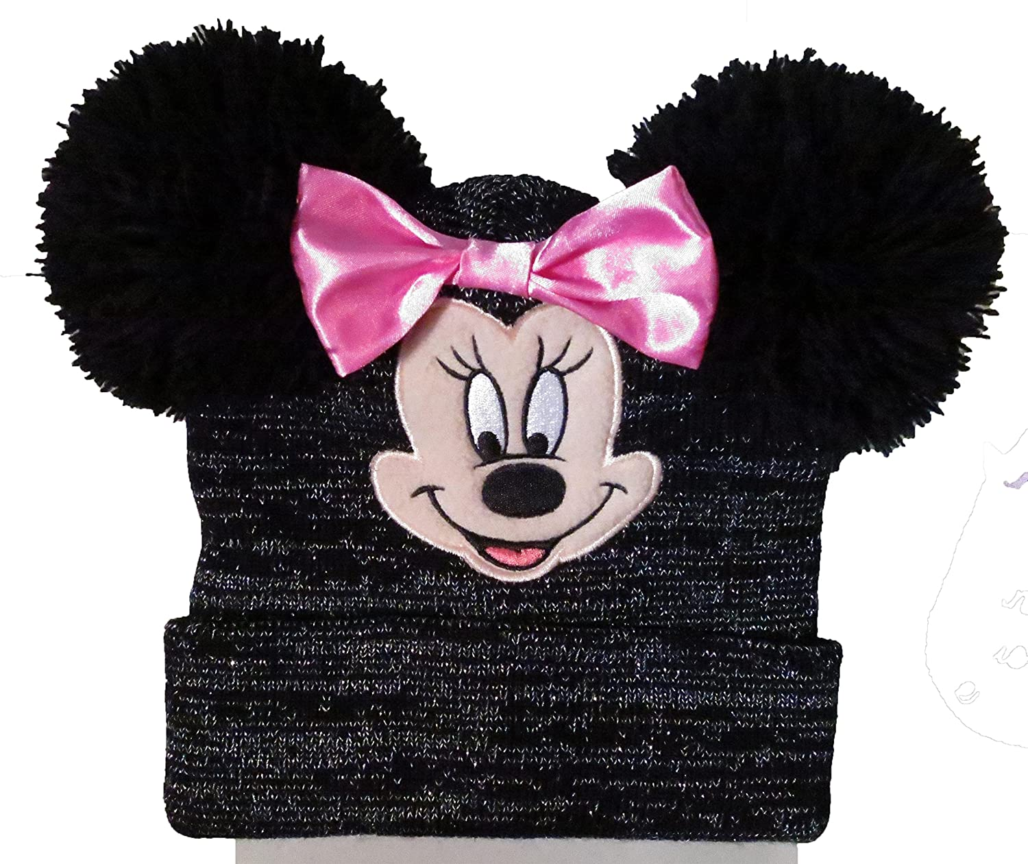 015088c2d1623 Disney Infant   Toddler s Minnie Mouse Hat and Mitten Winter Set ...