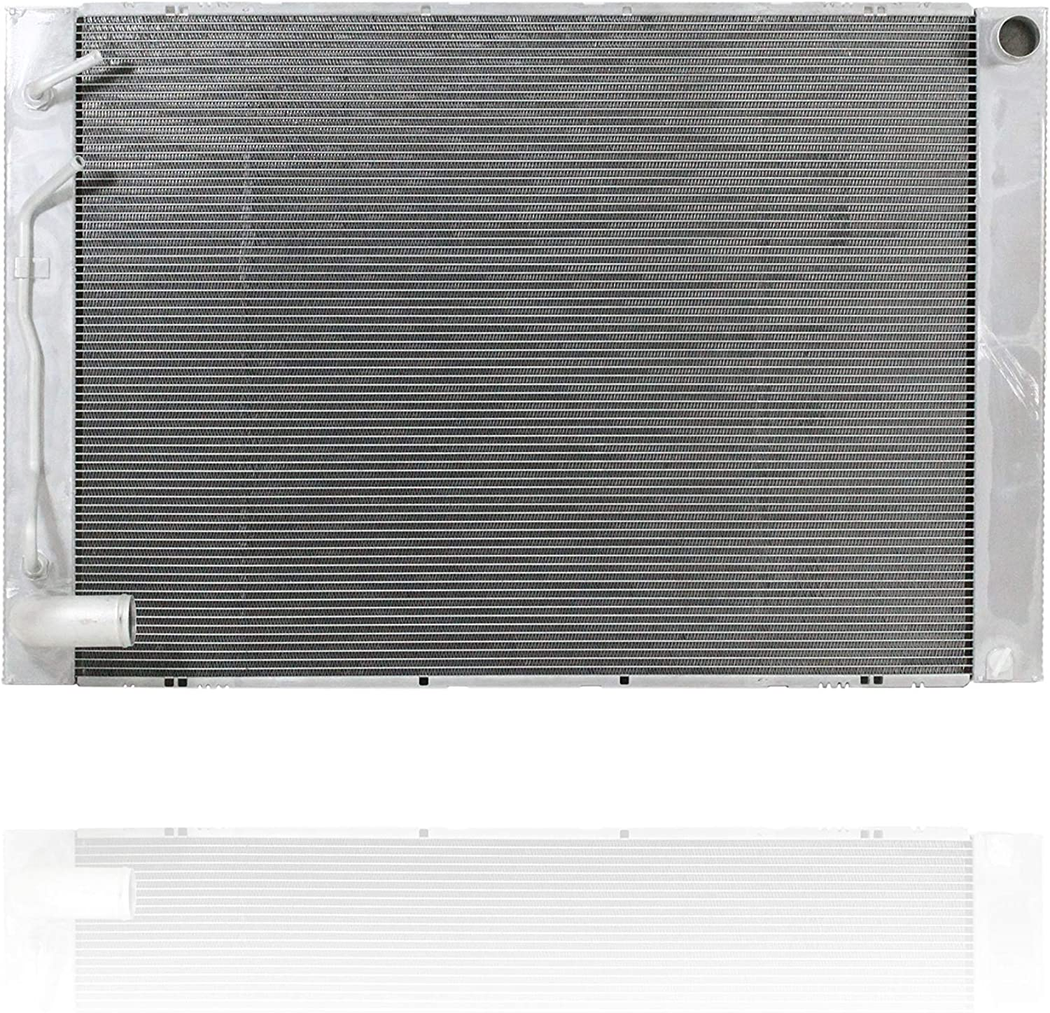 Radiator Cooling Direct For//Fit 2682 04-05 Toyota Sienna 3.3L w// Tow Package All Aluminum