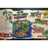 Mario Mania (Super Mario World) Nintendo Player's Strategy Guide
