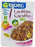 Bjorg Lentilles Carottes Bio - Doypack 250 g