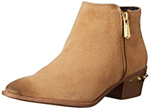 Circus by Sam Edelman Women's Holt Boot, Camel, 8.5 M US
