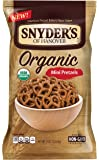 Snyder's of Hanover Mini Pretzels, Organic, 8 Ounce