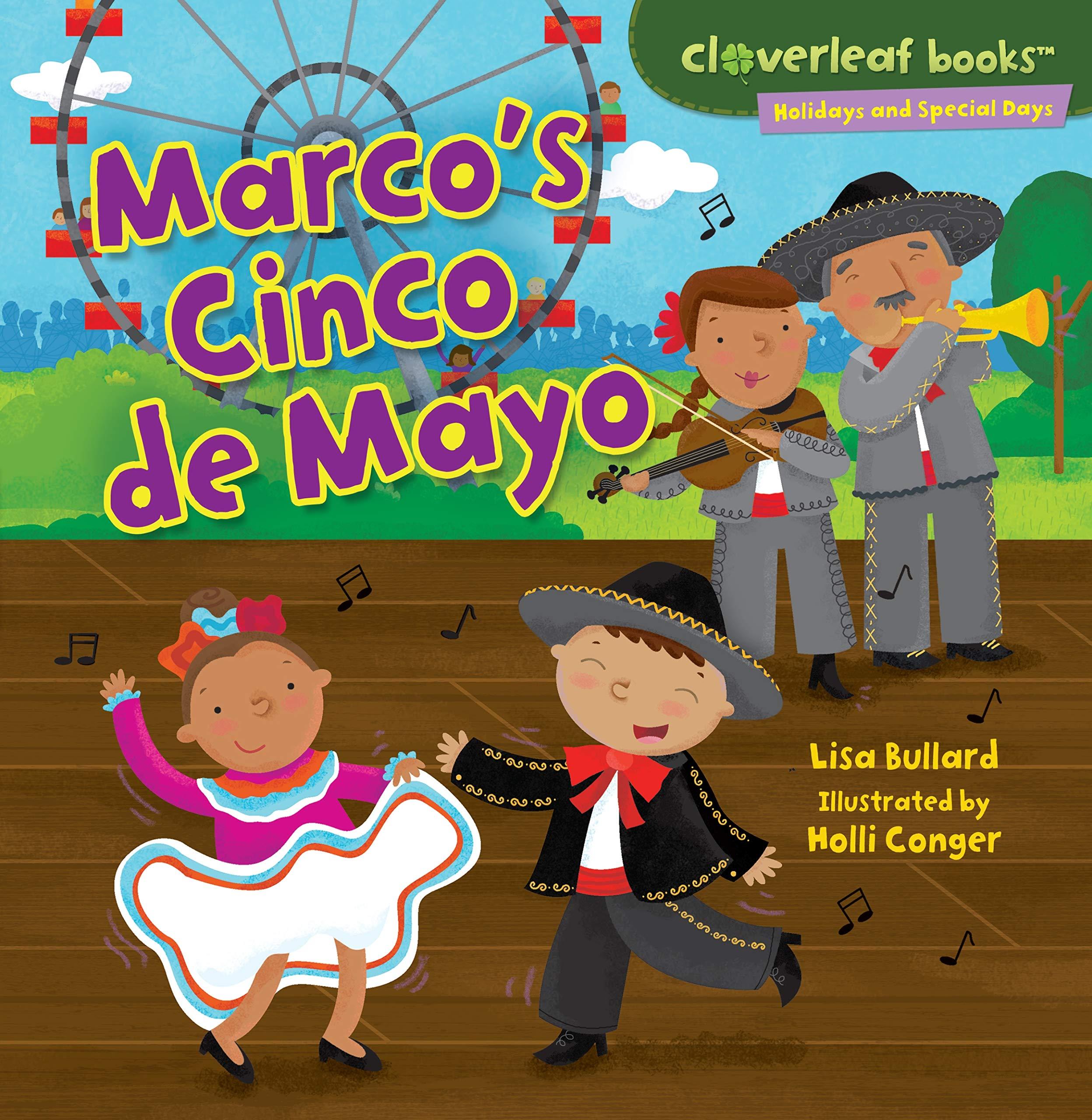 Marco's Cinco de Mayo (Cloverleaf Books ...