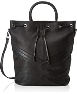 Shoppers y bolsos de hombro Mujer PIECES Pcgro Leather Daily Bag