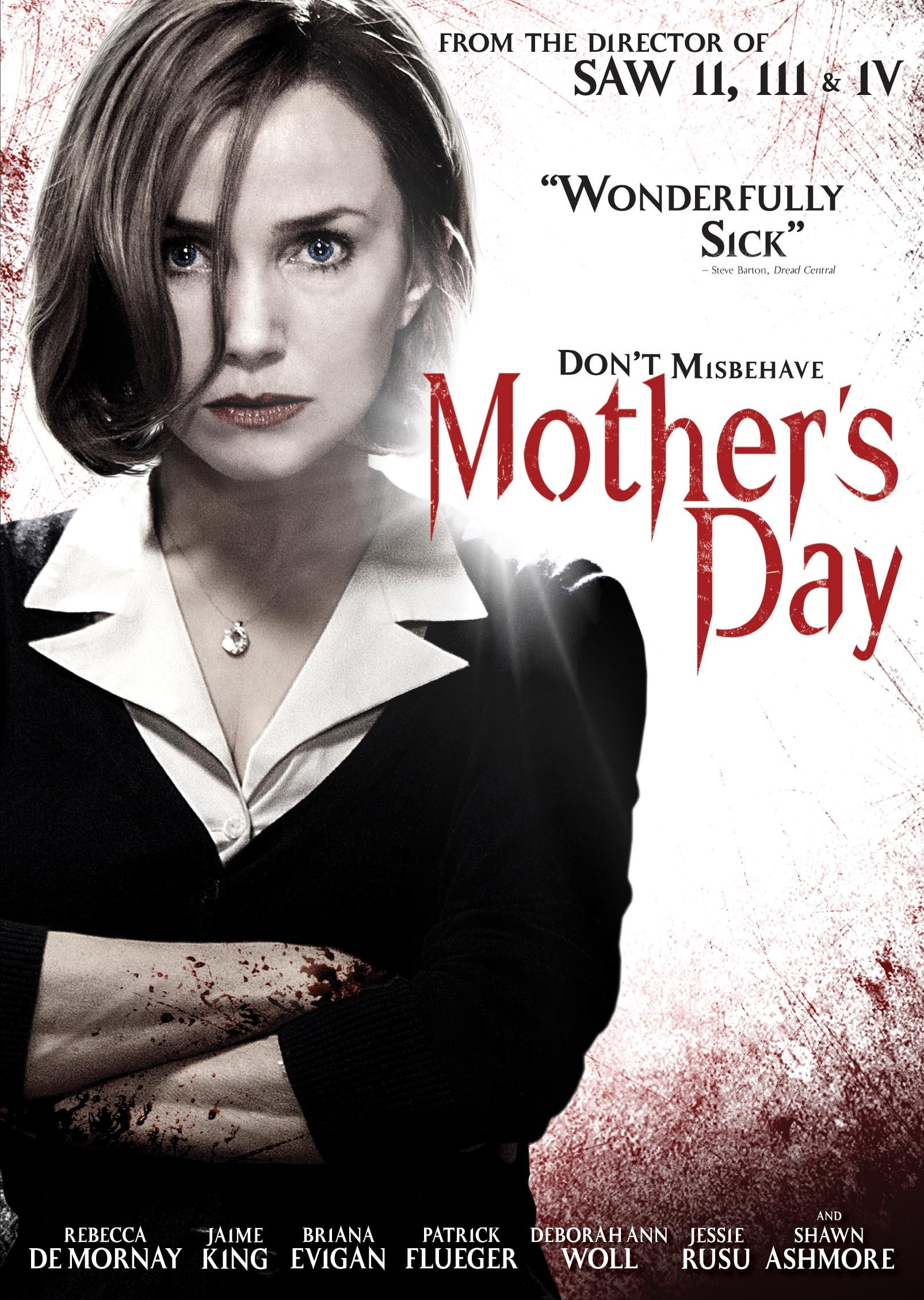 DVD : Mother's Day (DVD)