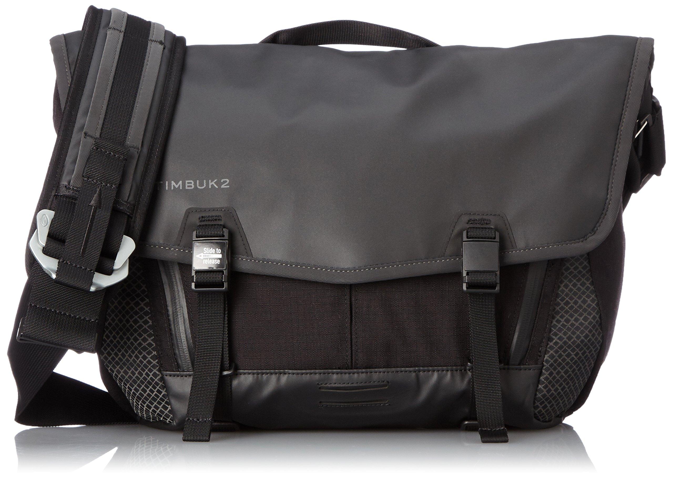 Timbuk2 Especial Messenger Bag, Black by Timbuk2