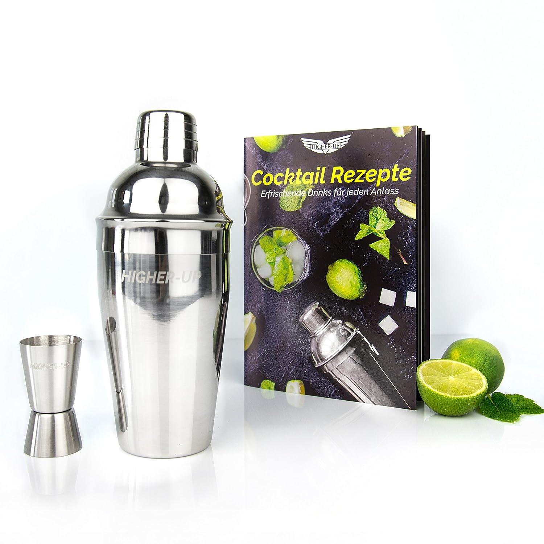 Cocktailshaker Set zum Mixen von erfrischenden Drinks | mit ...
