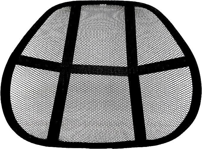 Melchioni 380007017/Respaldo Soporte Lumbar traforato ergon/ómico para Asiento Coche y sill/ón Oficina para Relax