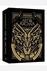 Dungeons & Dragons Art & Arcana [Special Edition, Boxed Book & Ephemera Set]: A Visual History Hardcover