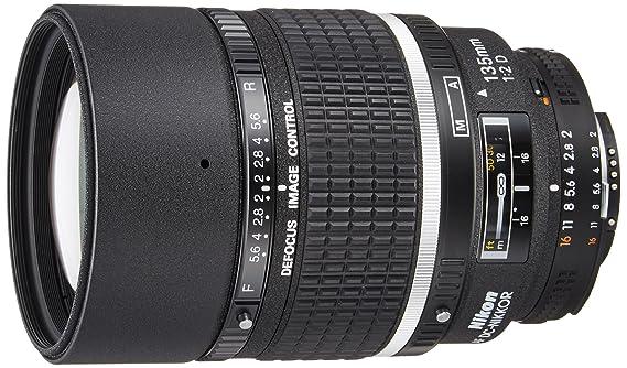 Review Nikon 135mm f2D AF