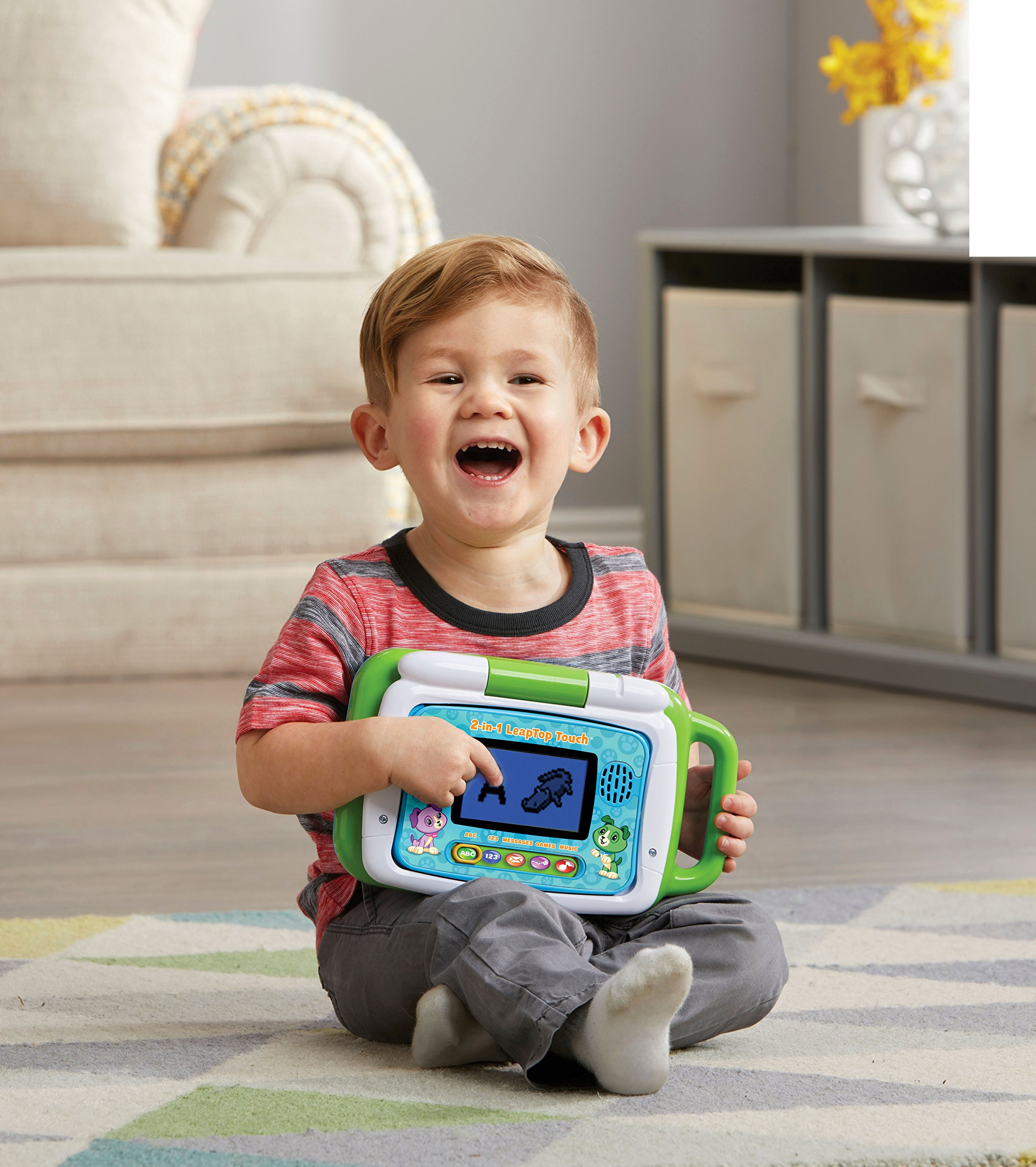 LeapFrog 2-in-1 LeapTop Touch by LeapFrog (Image #6)