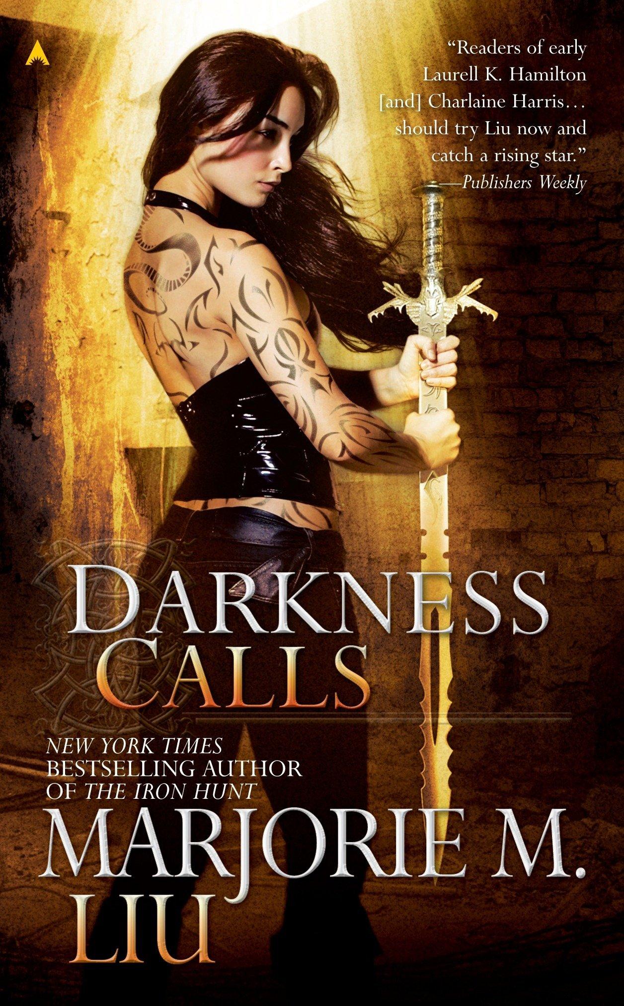 Download Darkness Calls (Hunter Kiss, Book 2) ebook