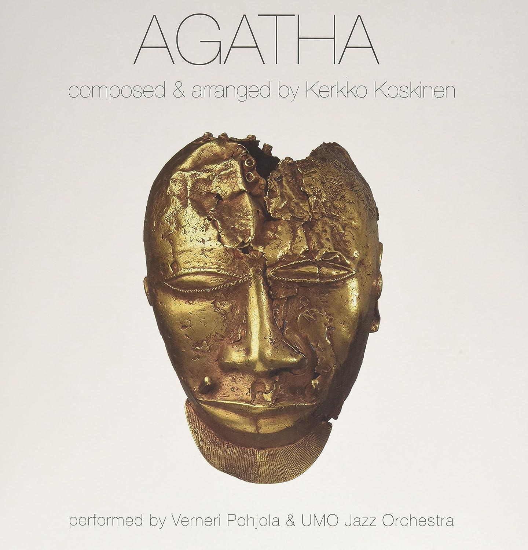 Agatha Music of Kerkko VINYL Edt. Clear Cheap super special price Financial sales sale Koskinen