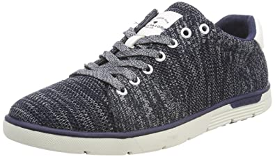 TOM TAILOR Herren 4880305 Sneaker, Grau (Grey), 44 EU