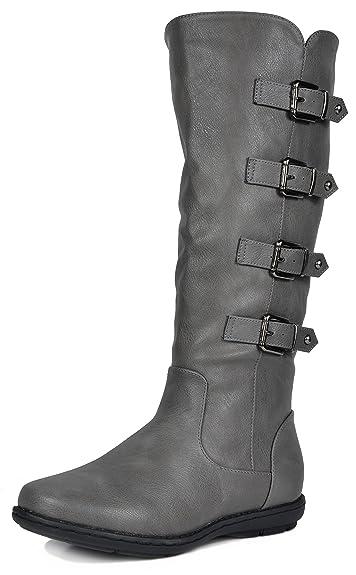 Dream Pairs Womens Knee High High Heel Winter Boots  P4HZ114ZR