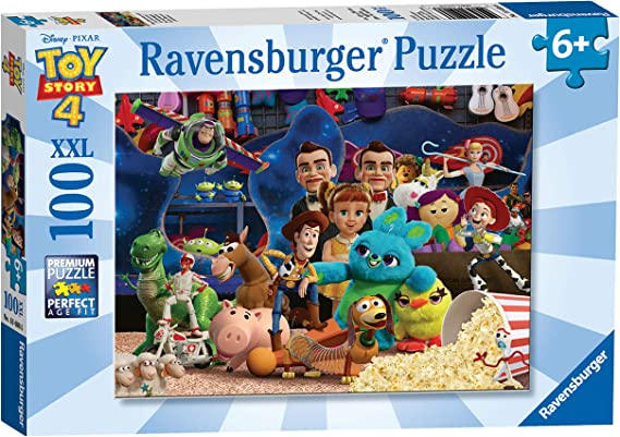 Ravensburger 8796 Disney Toy Story 4 35 Piece Jigsaw Puzzle for Kids Age 3
