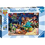 Ravensburger 10408 Disney Pixar Toy Story 4-100 Piece Jigsaw Puzzle for Kids - Every Piece is Unique - Pieces Fit…