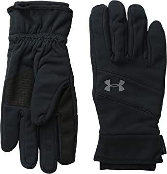 Under Armour Youth UA Storm ColdGear Infrared Extreme Run Gloves
