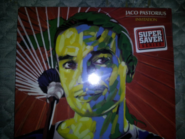 Jaco pastorius invitation vinyl amazon music stopboris Choice Image