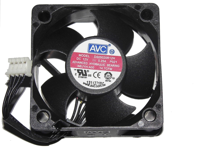 AVC 5020 ds05020r12h 12 V 0,25 A 14,7 CFM Ersatzteile cn-0 N6jyh ...