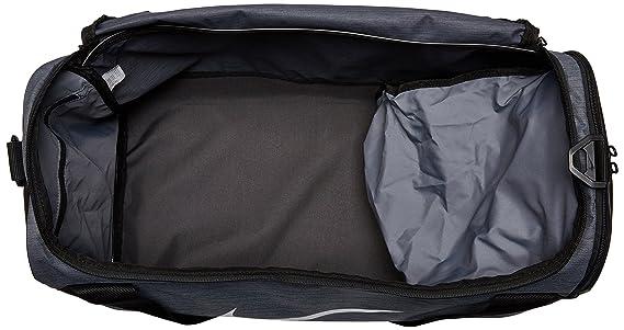 Nike Brazilla Travel Duffel Black Grey (BA5334-064)  Amazon.in  Bags ... 61aec53c89fd0