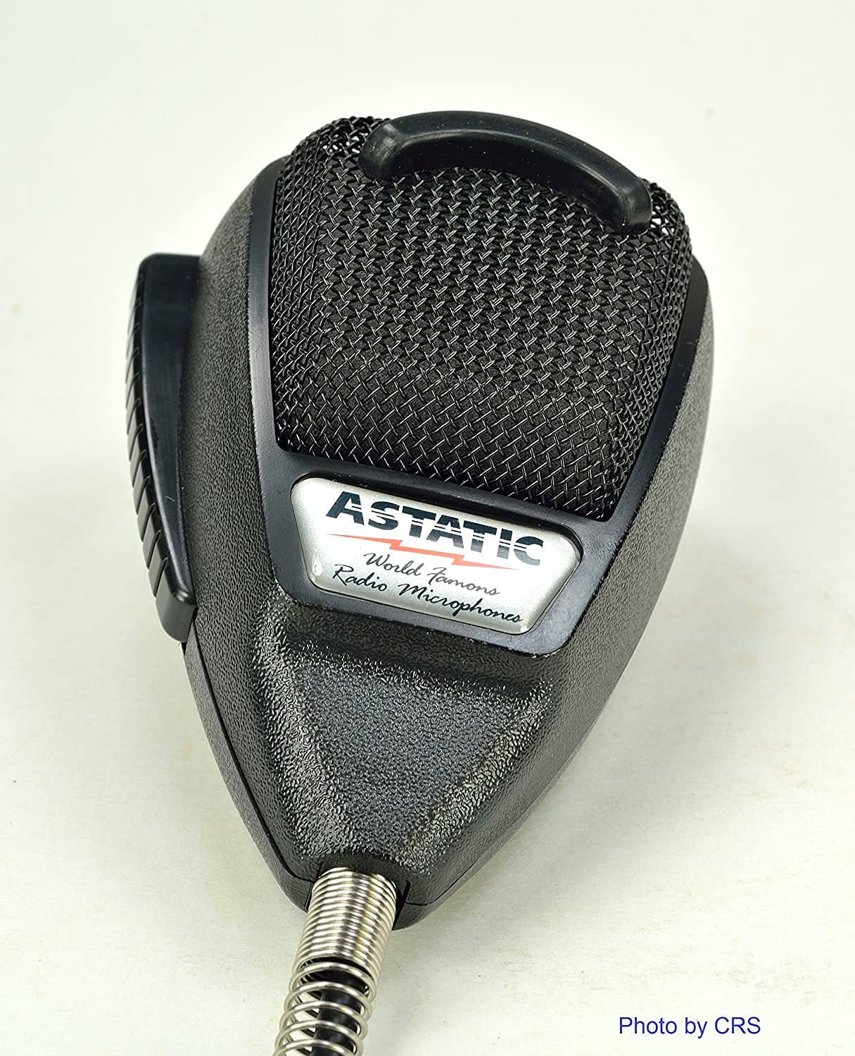 Amazon.com: Astatic 636L Noise Canceling Mic CB Radio 4 pin Cobra ...