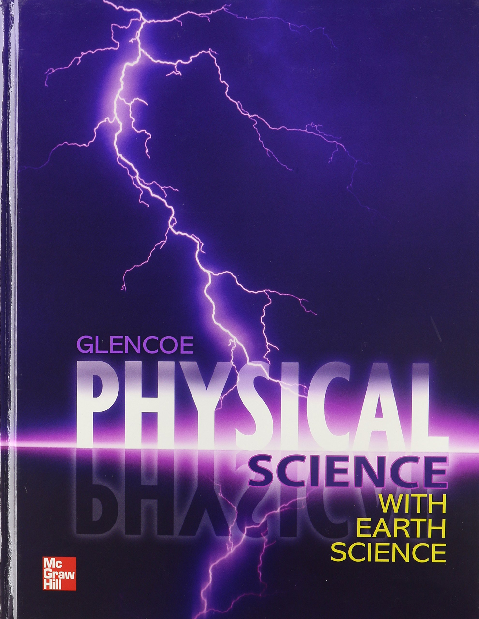 worksheet Glencoe Physical Science Worksheets buy glencoe physical science with earth book online at low prices in india science