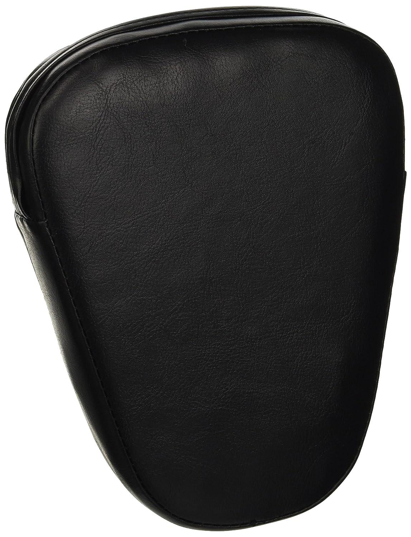 OSAN Universal Motorcycle Synthetic Leather Rear Sissy Bar Backrest Cushion Pad Black