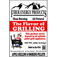 Fiber Energy Products Grilling Pellets - Apple