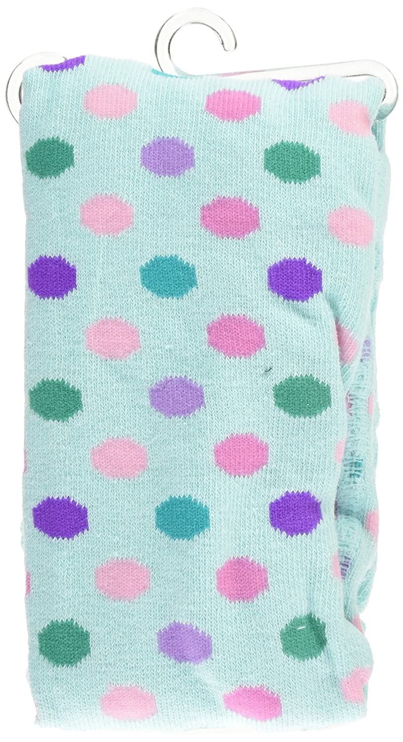BabyLegs Polka Party-Footless Tights, Green/Pink/Purple, 2T-4T 924822girls
