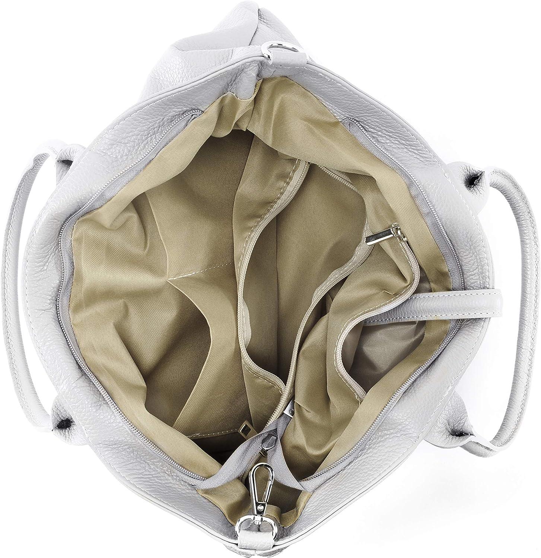 mod/èle Innocent SOLDES OH MY BAG SOLDES Sac /à main Cuir port/é /épaule bandouli/ère et de travers femmes en v/éritable cuir fabriqu/é en Italie