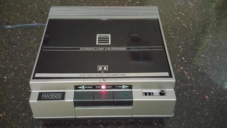 Gemini VHS Tape Rewinder