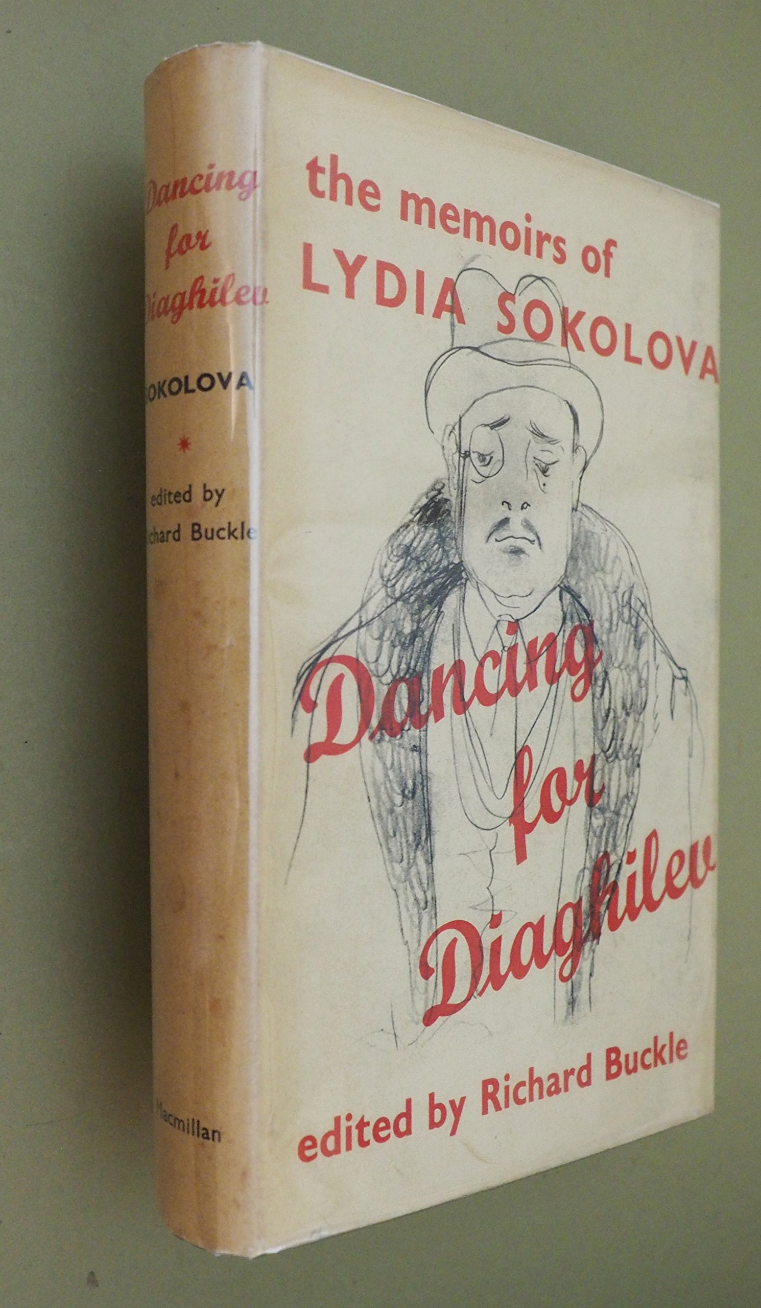 dancing for diaghilev the memoirs of lydia sokolova