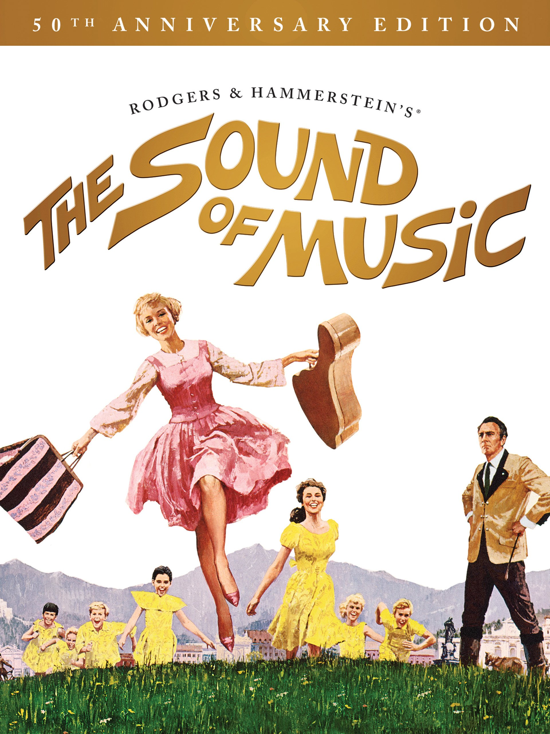 Amazon Com The Sound Of Music Julie Andrews Christopher Plummer