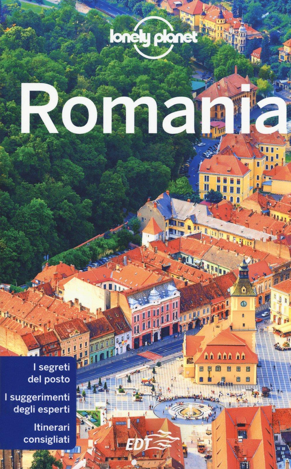 Romania Copertina flessibile – 23 nov 2017 Mark Baker Steve Fallon Anita Isalska C. Dapino