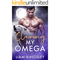 Claiming My Omega: Blackwater Pack Book Two