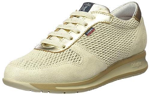Callaghan 87166, Zapatillas Mujer, Dorado (Platino), 41 EU: Amazon.es: Zapatos y complementos