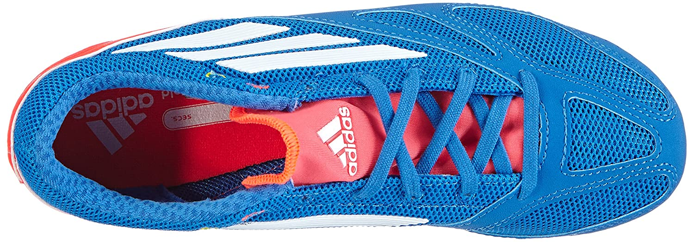 low priced 07938 d5d61 adidas Performance Arriba 4 XJ B26851, Unisex - Kinder Laufschuhe,  Mehrfarbig (Bright Royal Ftwr White Solar Red), 36 EU (3.5 Kinder UK)   Amazon.de  Schuhe ...