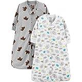 Simple Joys by Carter's Baby 2-Pack Microfleece Sleepbag Wearable Blanket