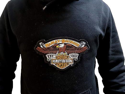 Harley-Davidson Parche Grande de 1903 para Motocicleta ...