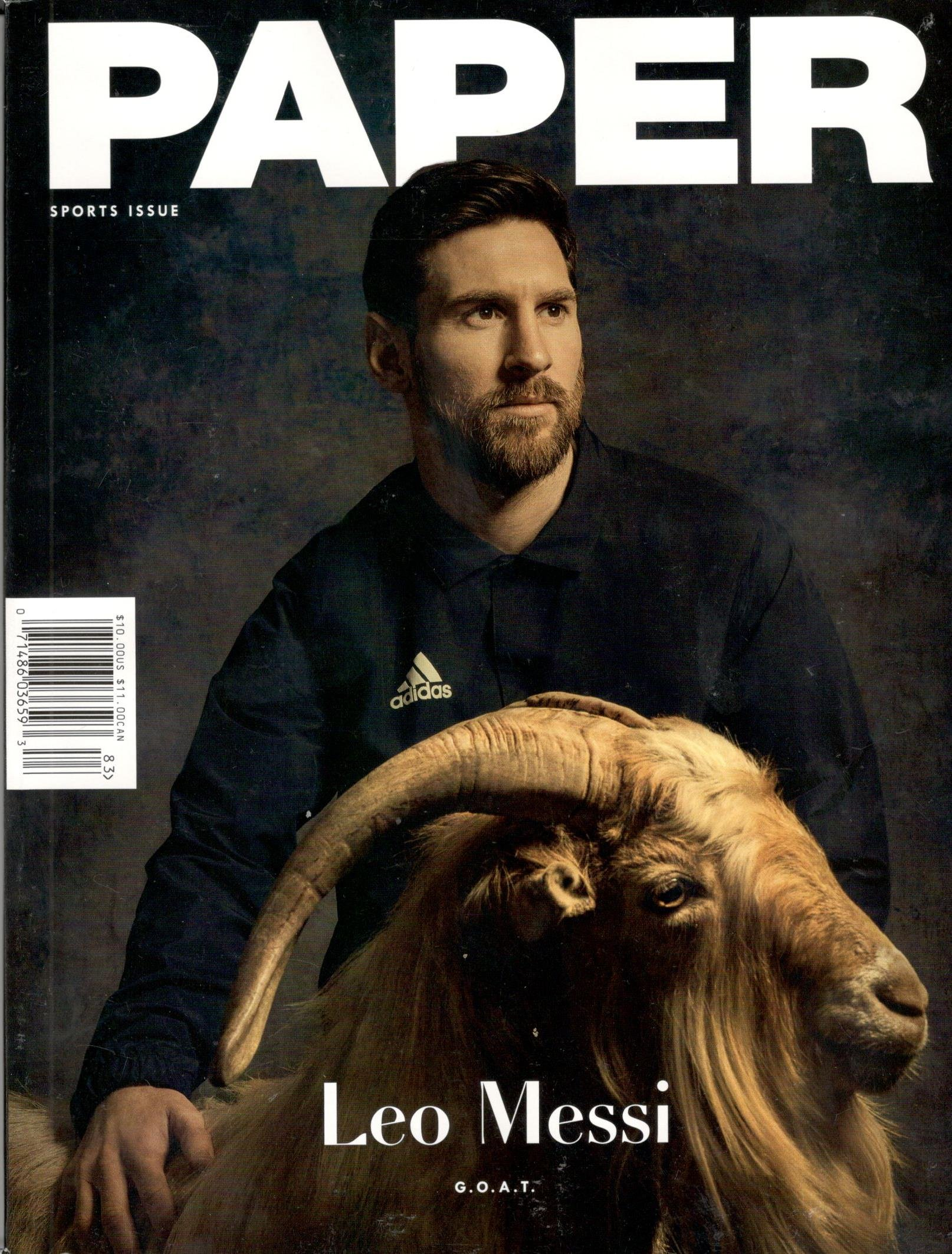 Download Paper Magazine (Summer, 2018) The Sports Issue Leo Messi Cover PDF