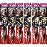 Colgate Monsters High Kids Toothbrush (Pack of 6)